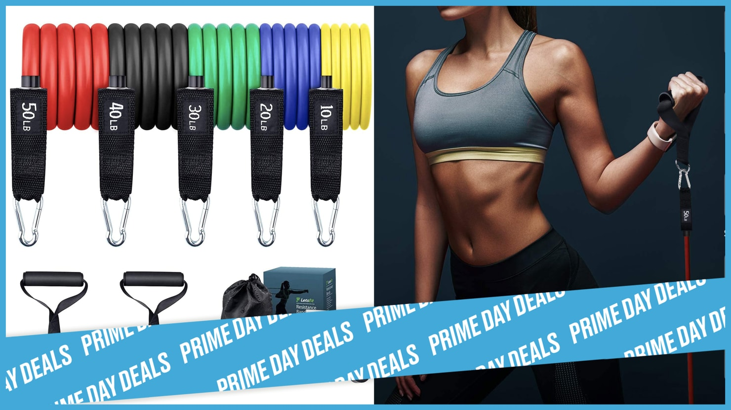 One of Our Favorite Home Gym Tools Is on Sale for Prime Day