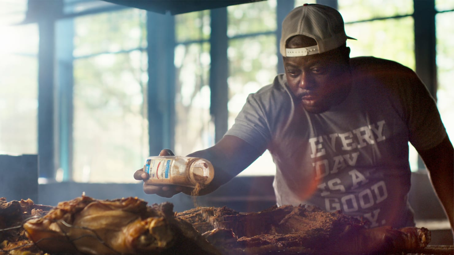 Zen & the Art of Cooking Whole Hogs with Chef Rodney Scott