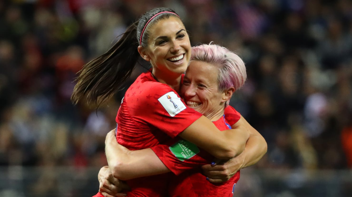 U.S. Clinched 'Biggest Victory' in FIFA Women's World Cup History