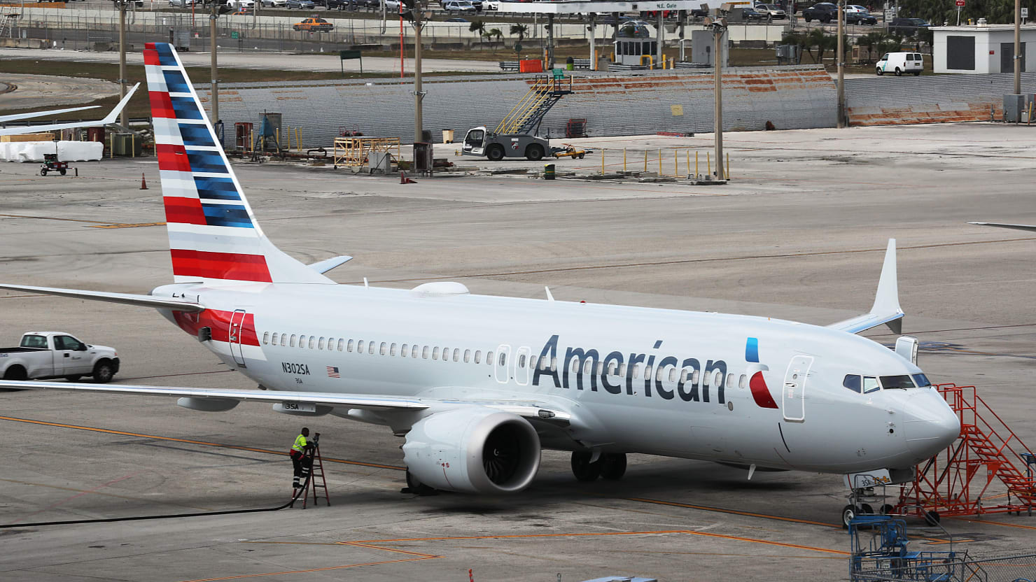 American Airlines Cancels Boeing 737 Max Flights Through August 19