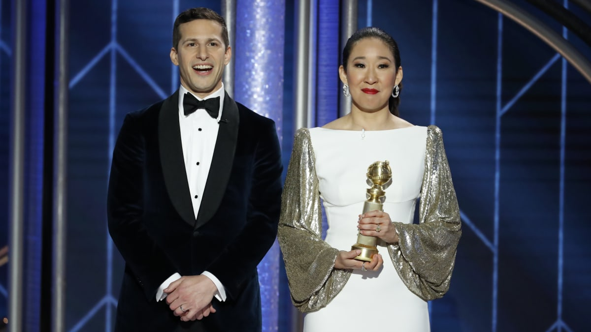 The Golden Globes Were an Embarrassment Not Even Sandra Oh Could Save