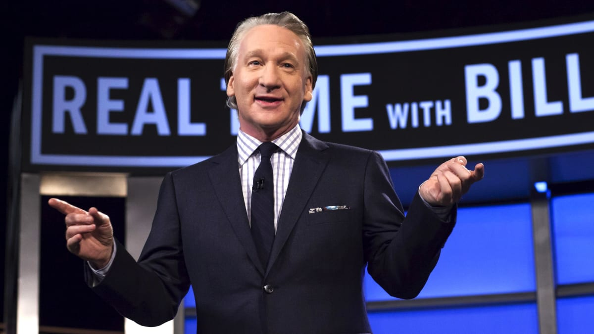 Bill Maher Dances on David Koch's Grave: 'I'm Glad He's Dead and I Hope the End Was Painful'