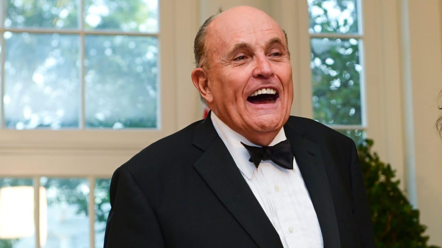 House Subpoenas Rudy Giuliani for Documents About Trump and Ukraine