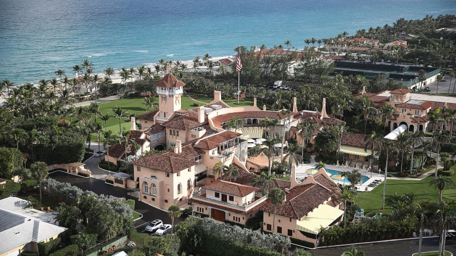 Secret Service Requests Jet Skis to Better Protect Trump at Mar-a-Lago