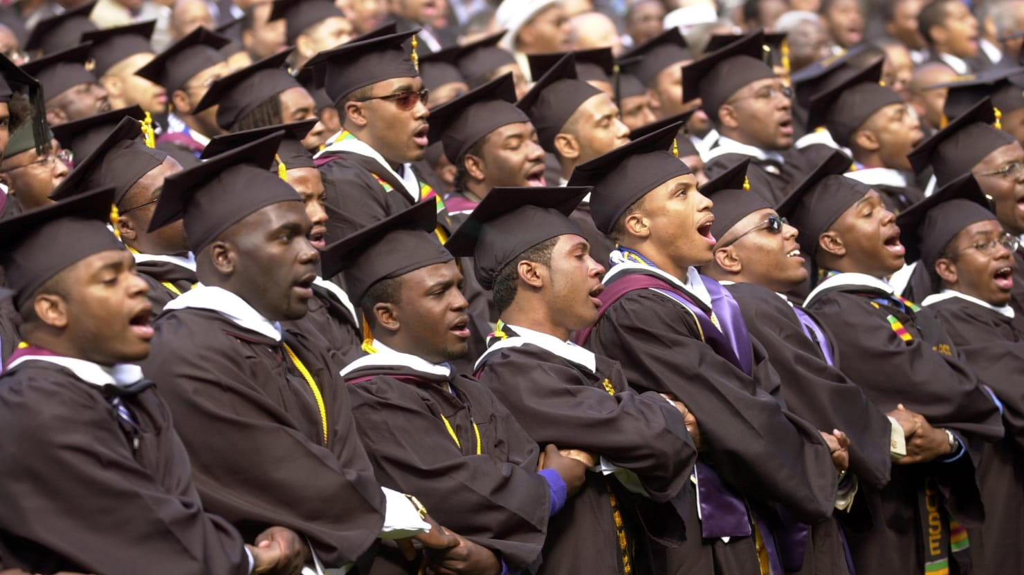 Morehouse College Commencement Speaker Says He Will Pay-Off Entire Graduating Class' Student Debt