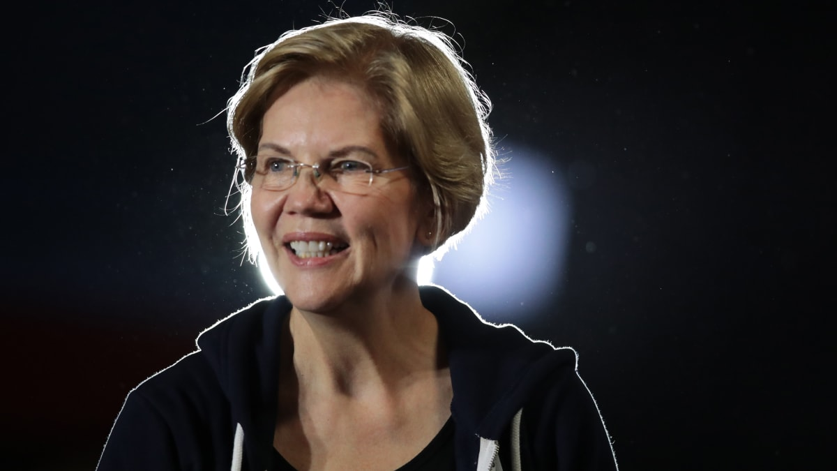 Elizabeth Warren Gets Clean Bill of Health