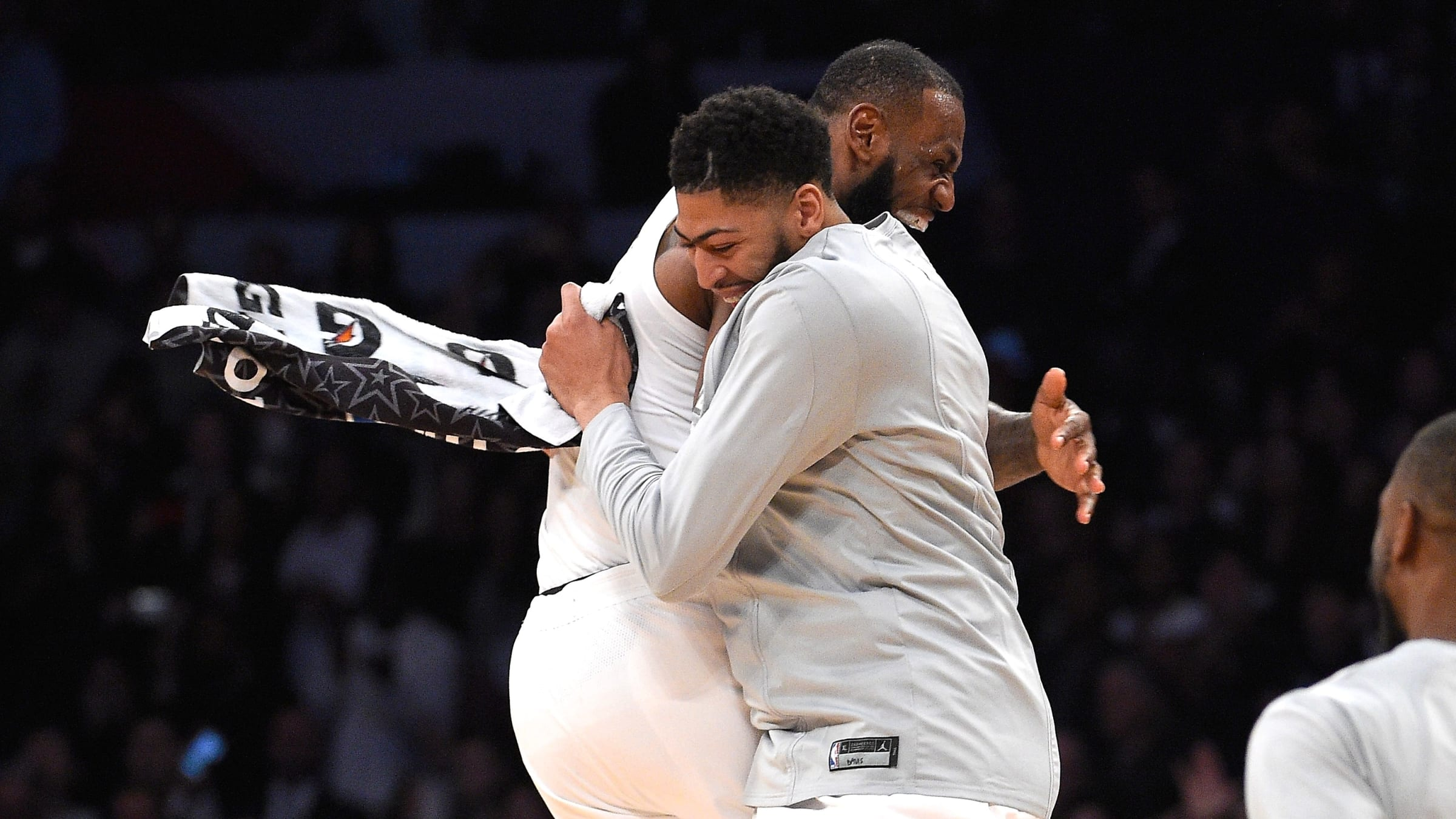 What Anthony Davis Teaming Up With LeBron James on the Lakers Means for the NBA