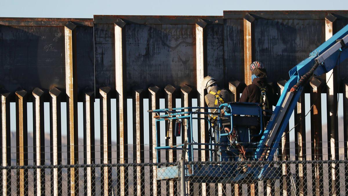 Judge Blocks Use of $3.6 Billion in Pentagon Funds for Border Wall Construction