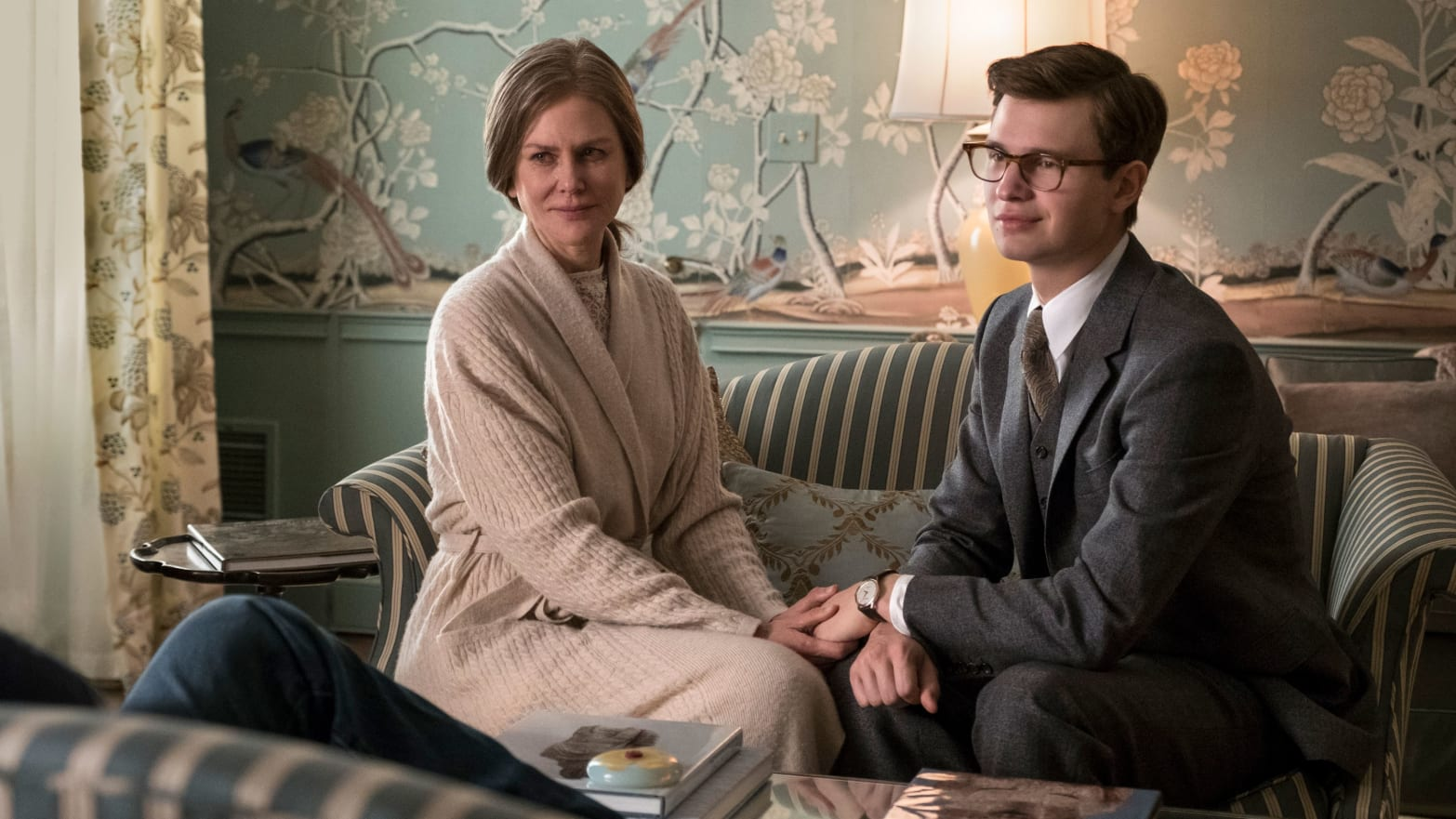 'The Goldfinch' Movie, Starring Ansel Elgort and Nicole Kidman, Lays a Big Egg in Toronto