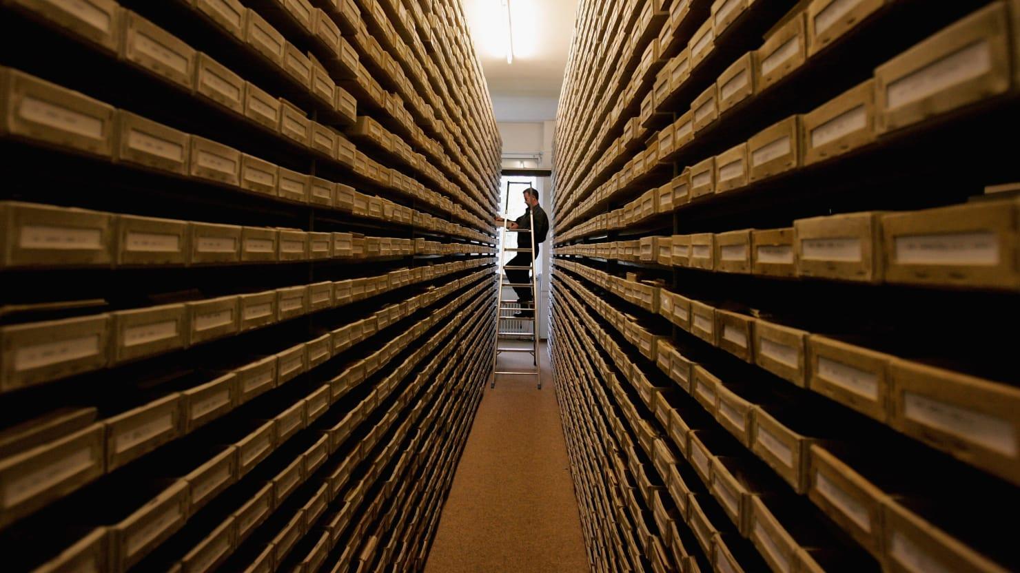 German Holocaust Archive Uploads 13 Million Documents Online