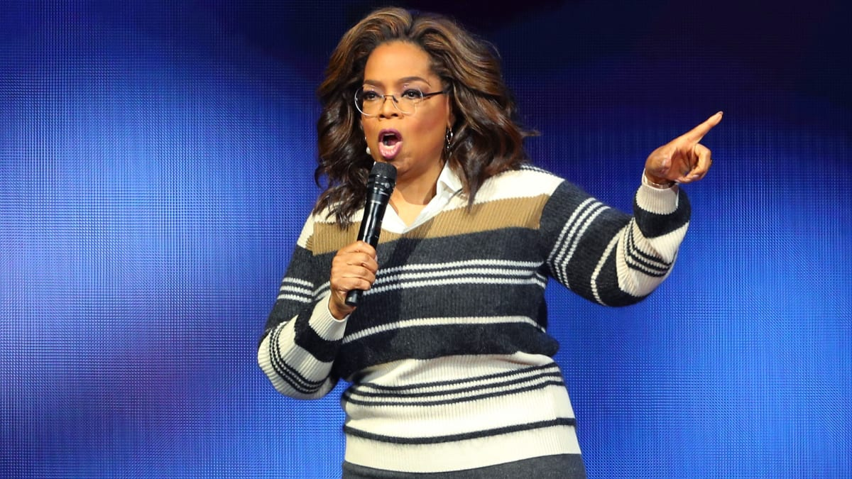 Oprah Winfrey: Russell Simmons Pushed Me to Drop Exposé Featuring His Accusers