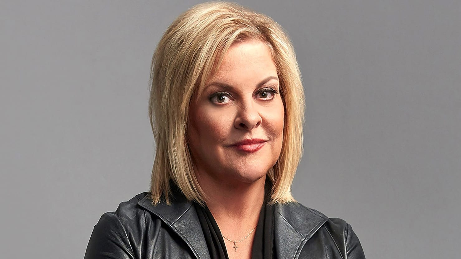 Nancy Grace Doesn't Regret a Goddamn Thing