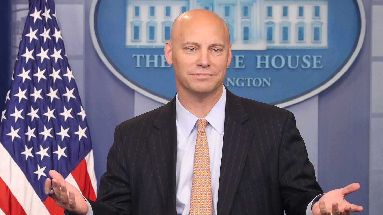 VP's Chief of Staff Marc Short's Stock Holdings Could Conflict With Coronavirus Response: NPR