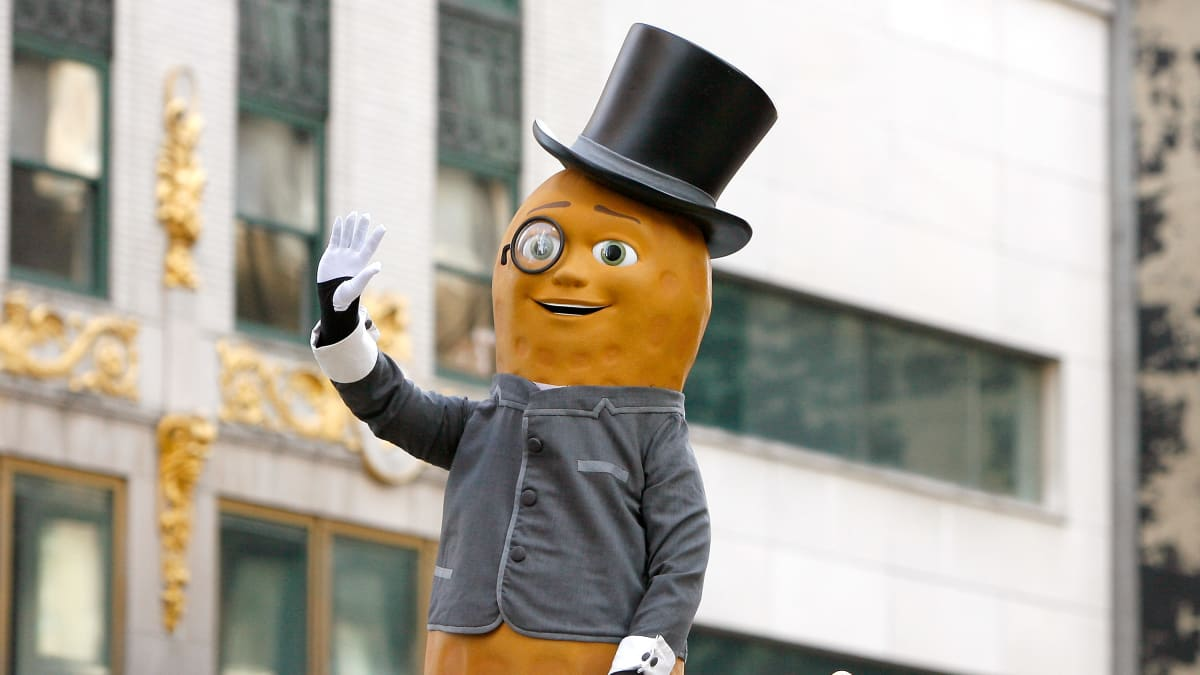 Planters' Super Bowl Ad Campaign Featuring Mr. Peanut's Death Halted After Kobe Bryant Crash