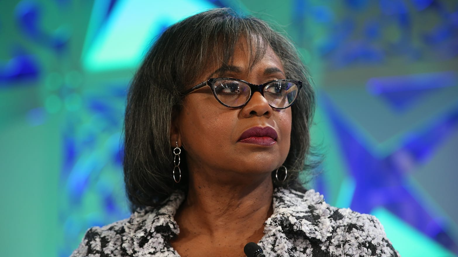 Anita Hill Bashes Biden, Demands He Apologize to 'Other Women'
