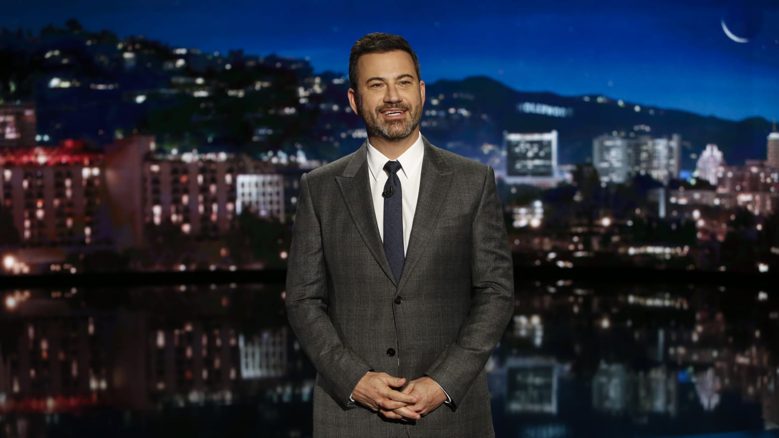 Jimmy Kimmel Roasts ABC for Canceling 'Roseanne': This Was a 'Huge Blow'