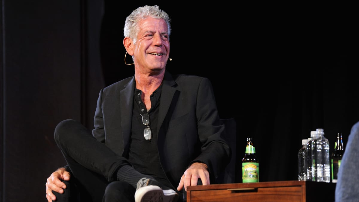 Anthony Bourdain's Belongings Going Up for Sale at Auction