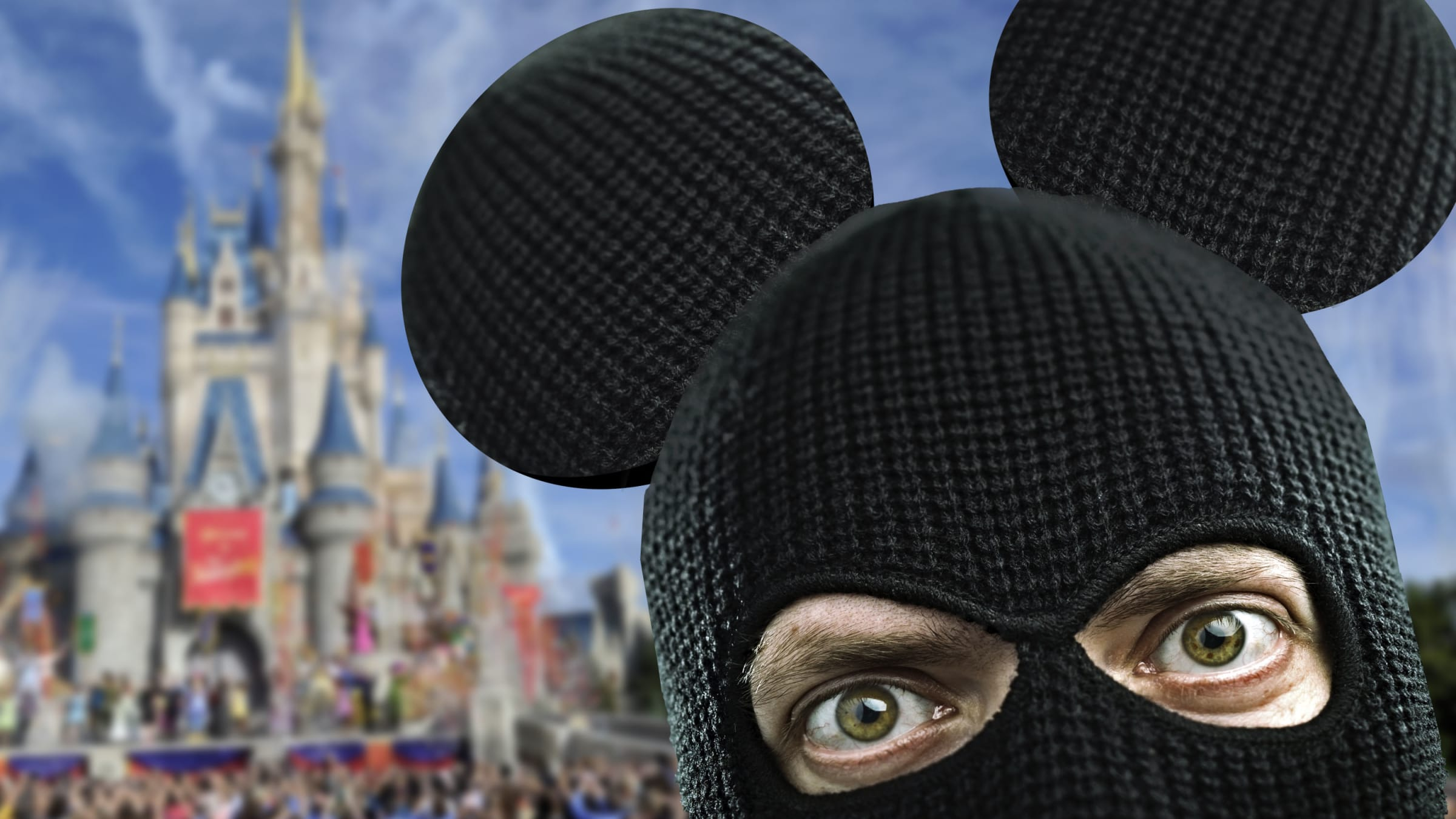 Accused Thief Patrick Spikes Taunted Disney World With Photo