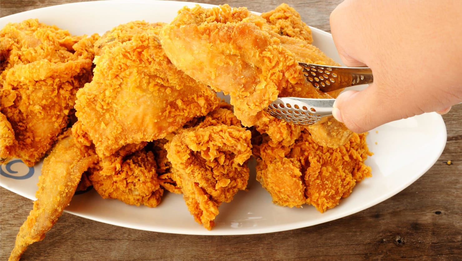 This Is Not Your Grandma's Fried Chicken—It's Better