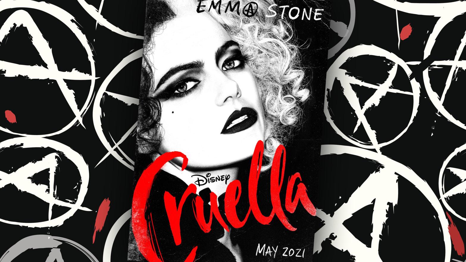 Anarchists Tell Disney That Cruella de Vil Can't Sit With Us