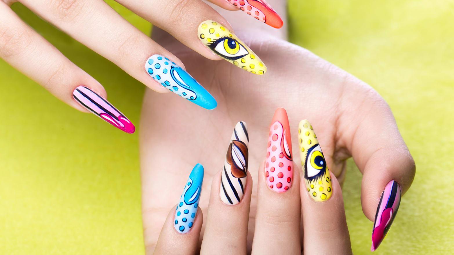 long Nails Home Remedies
