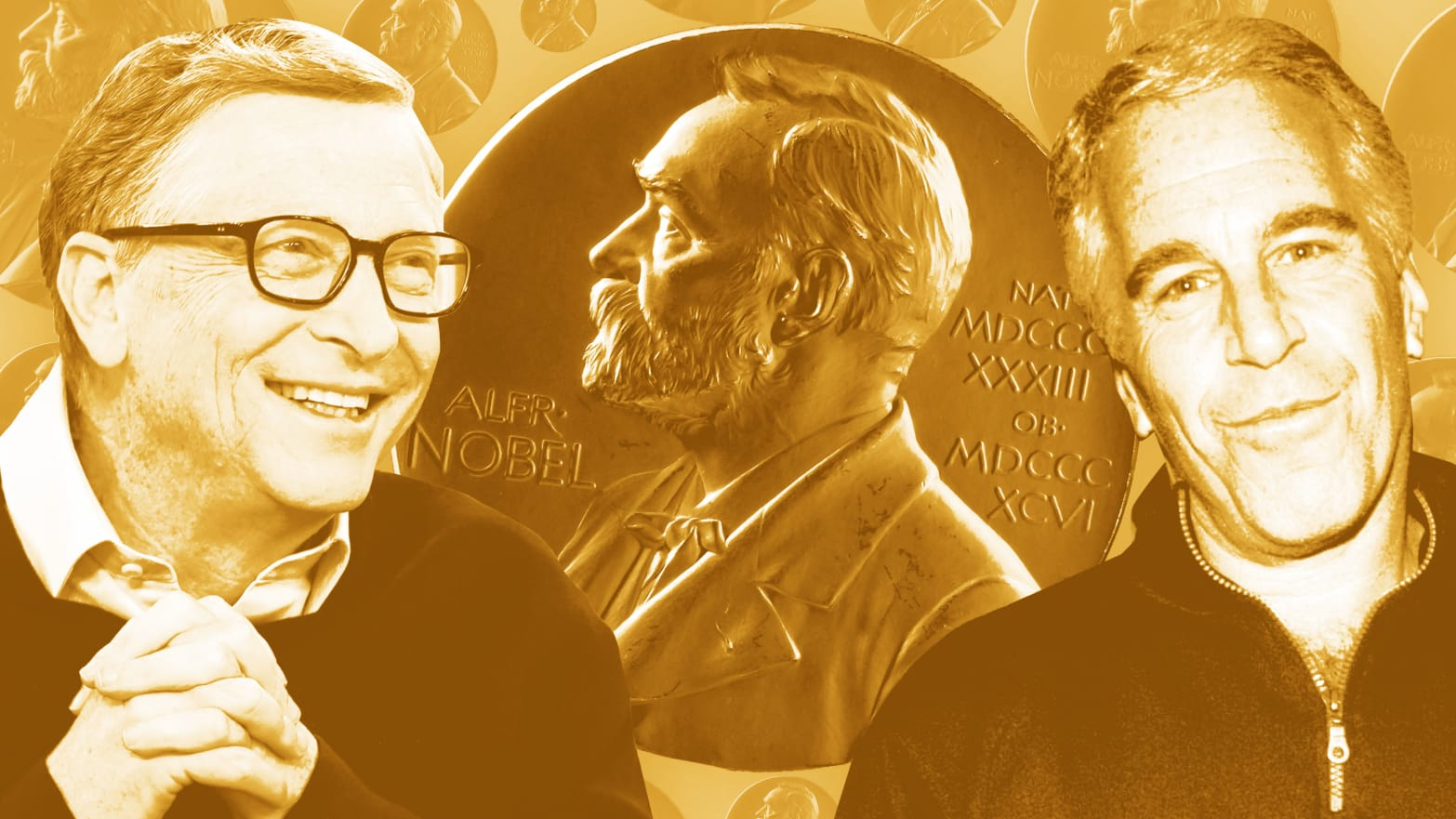 Bill Gates Thought Jeffrey Epstein Was His Ticket to a Nobel Prize,  Ex-Staffer Says