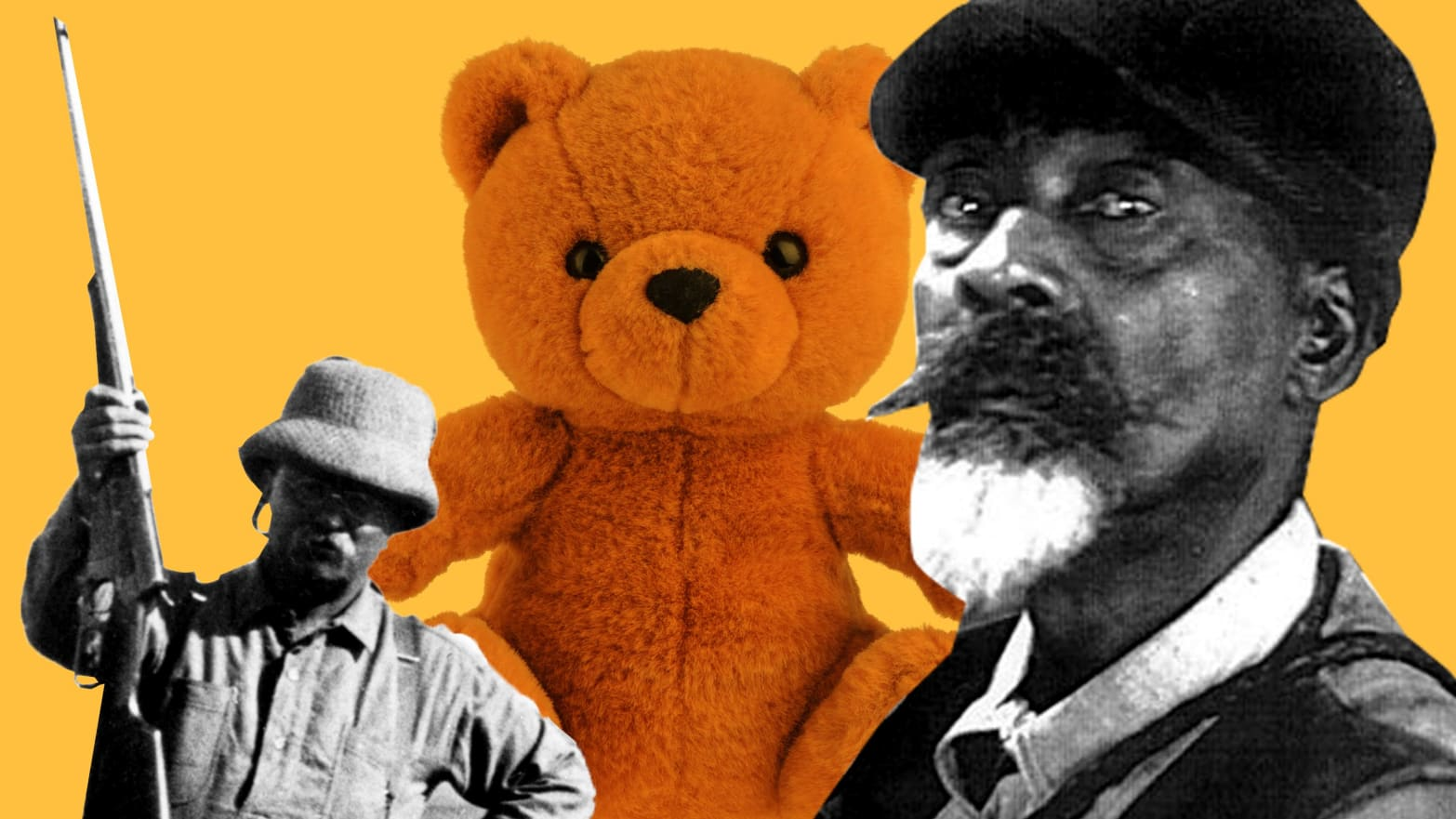 The African American Hunter Who Made Roosevelt's 'Teddy Bear' Famous