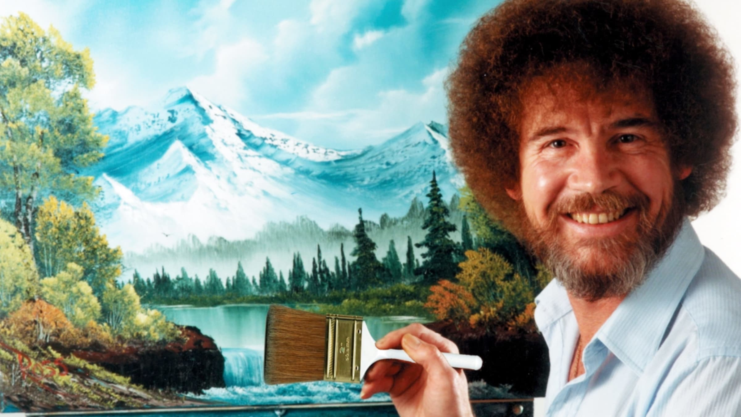 Sex, Deceit, and Scandal — The Ugly War Over Bob Ross' Ghost