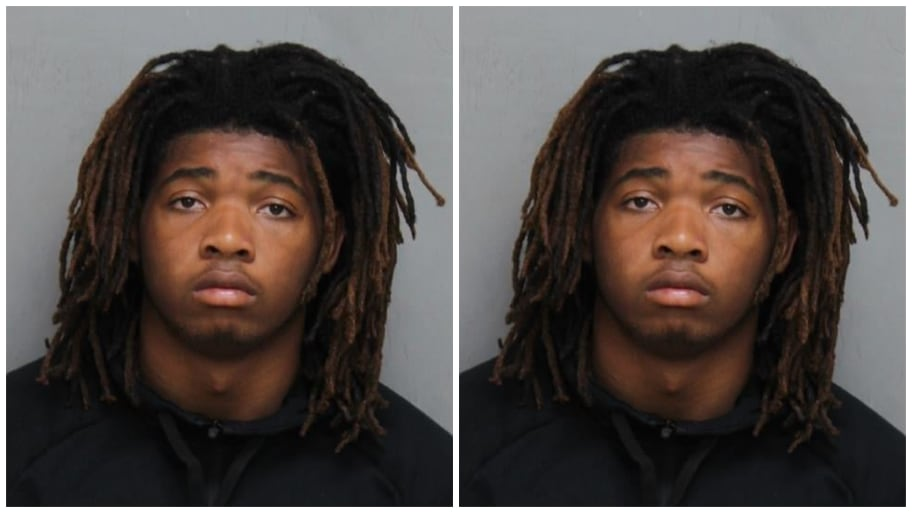 Virginia Tech Football Player Isimemen Etute, 18, Charged With Murder