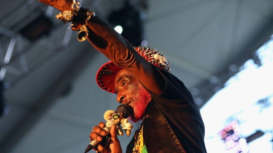 Reggae Giant Lee 'Scratch' Perry Dies at 85 in Jamaica