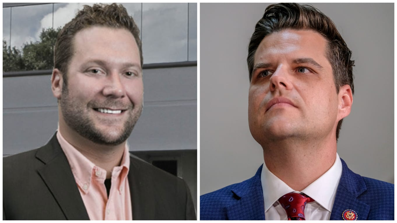 The Daily Beast ReGaetz Paid Accused Sex Trafficker, Who Then Venmo'd Teen
