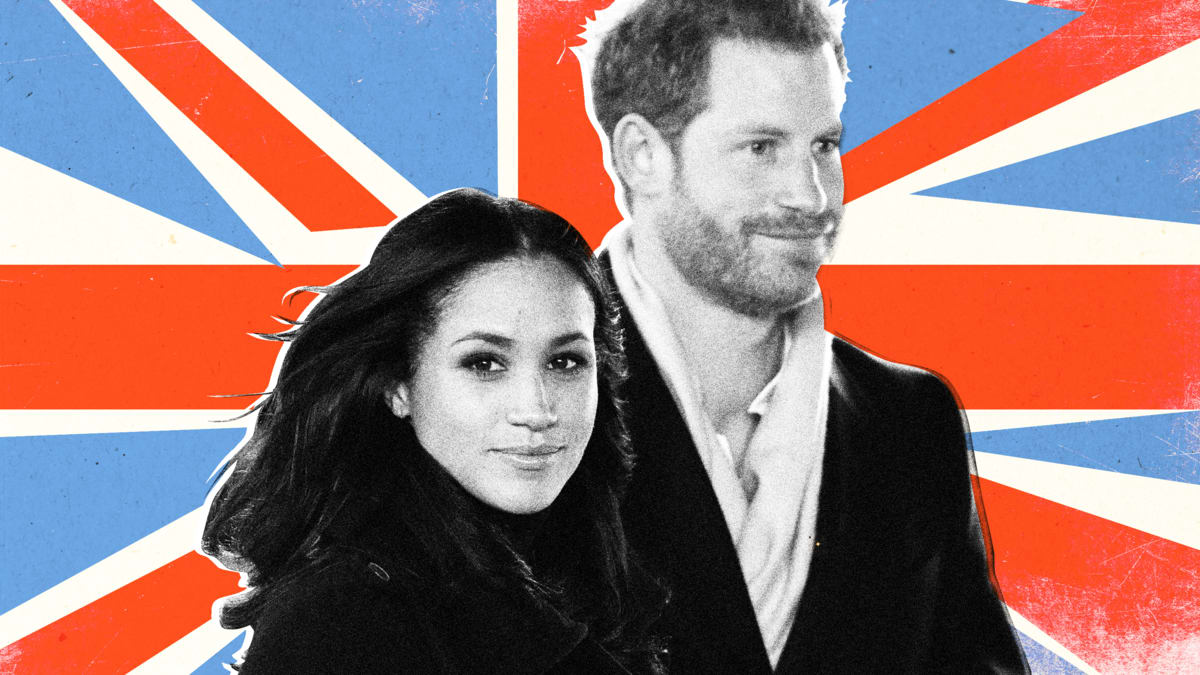 Prince Harry and Meghan Markle Dig In for a Long, Bloody Tabloid War