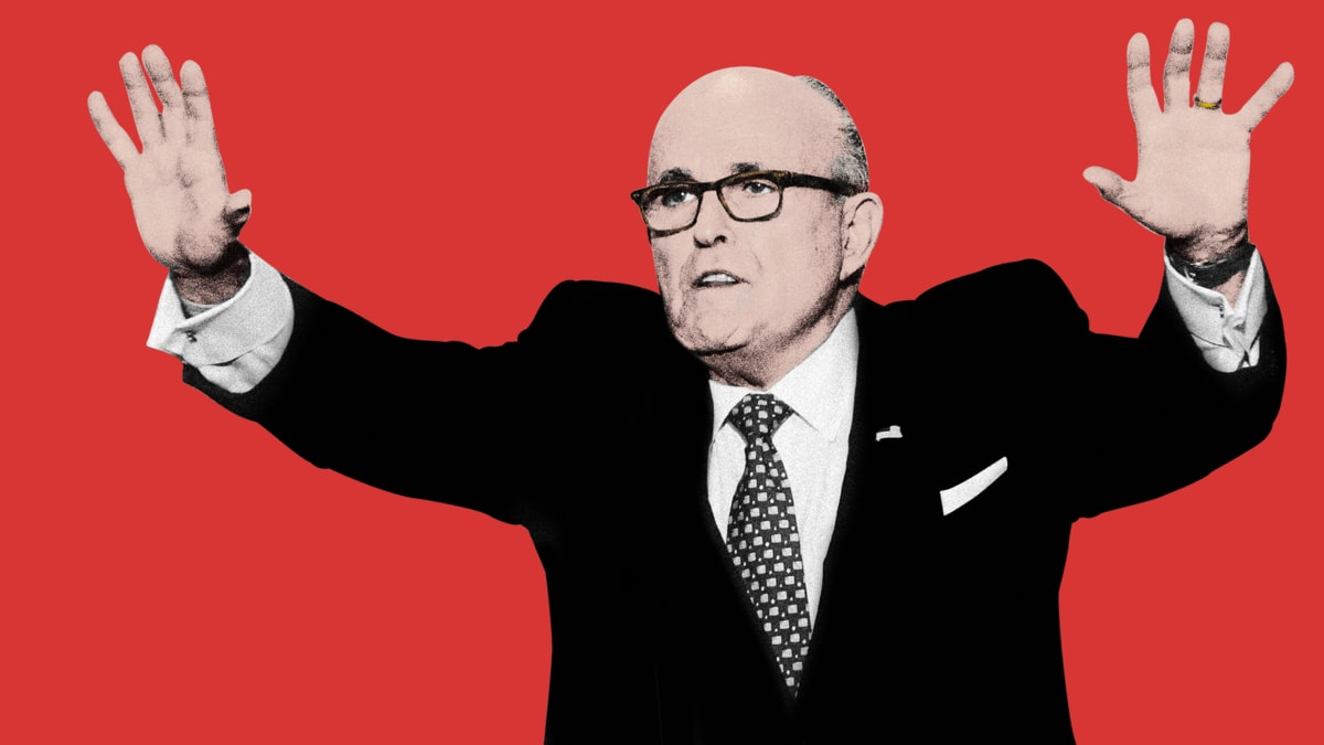 Giuliani Cronies Planned 'Fraud Guarantee' Infomercials Starring Rudy