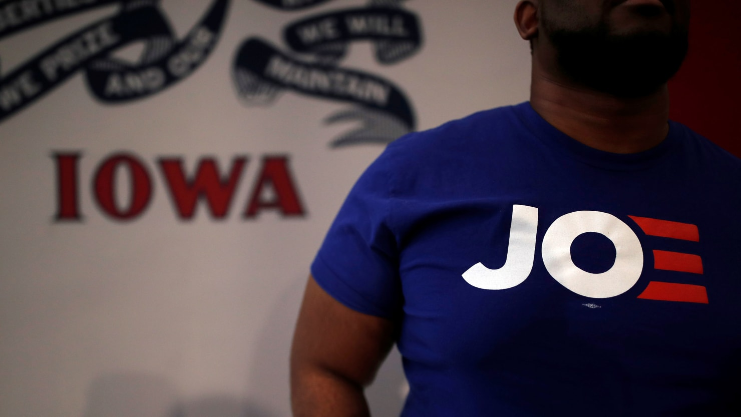 Local Dems Desperate for Biden to Visit Less Swingy States