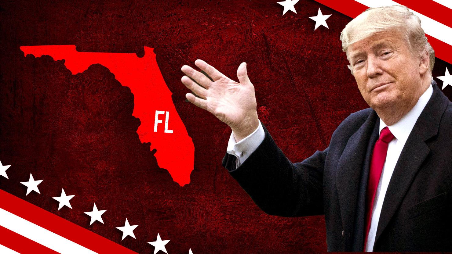 Donald Trump Wins Florida Again