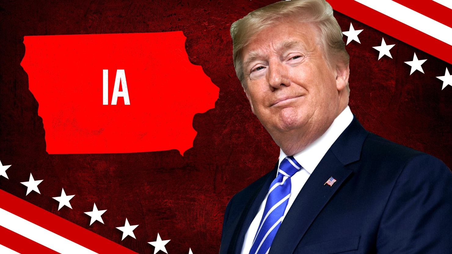 Donald Trump Wins Iowa Again
