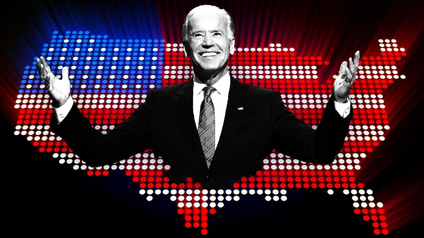 Joe Biden - Integrity and Leadership - cover