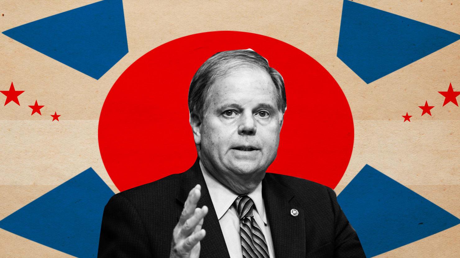Doug Jones Falls in Alabama, Republicans Regain Senate Seat