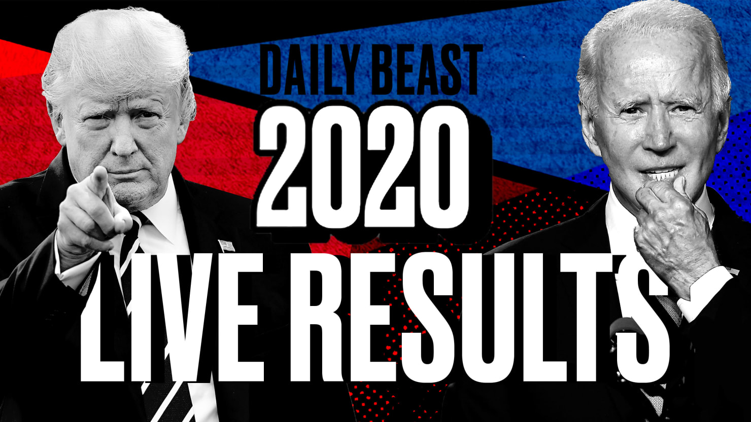 Election 2020: Live Results