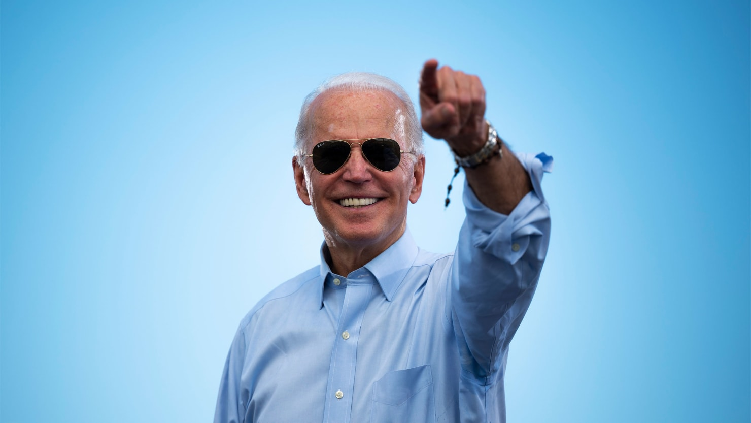 While You Were Sleeping, Biden Got Back in the Game