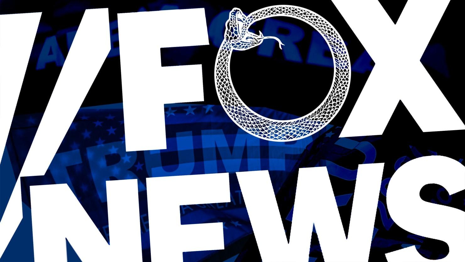 Fox News Is No Longer Insane Enough for Fox Viewers