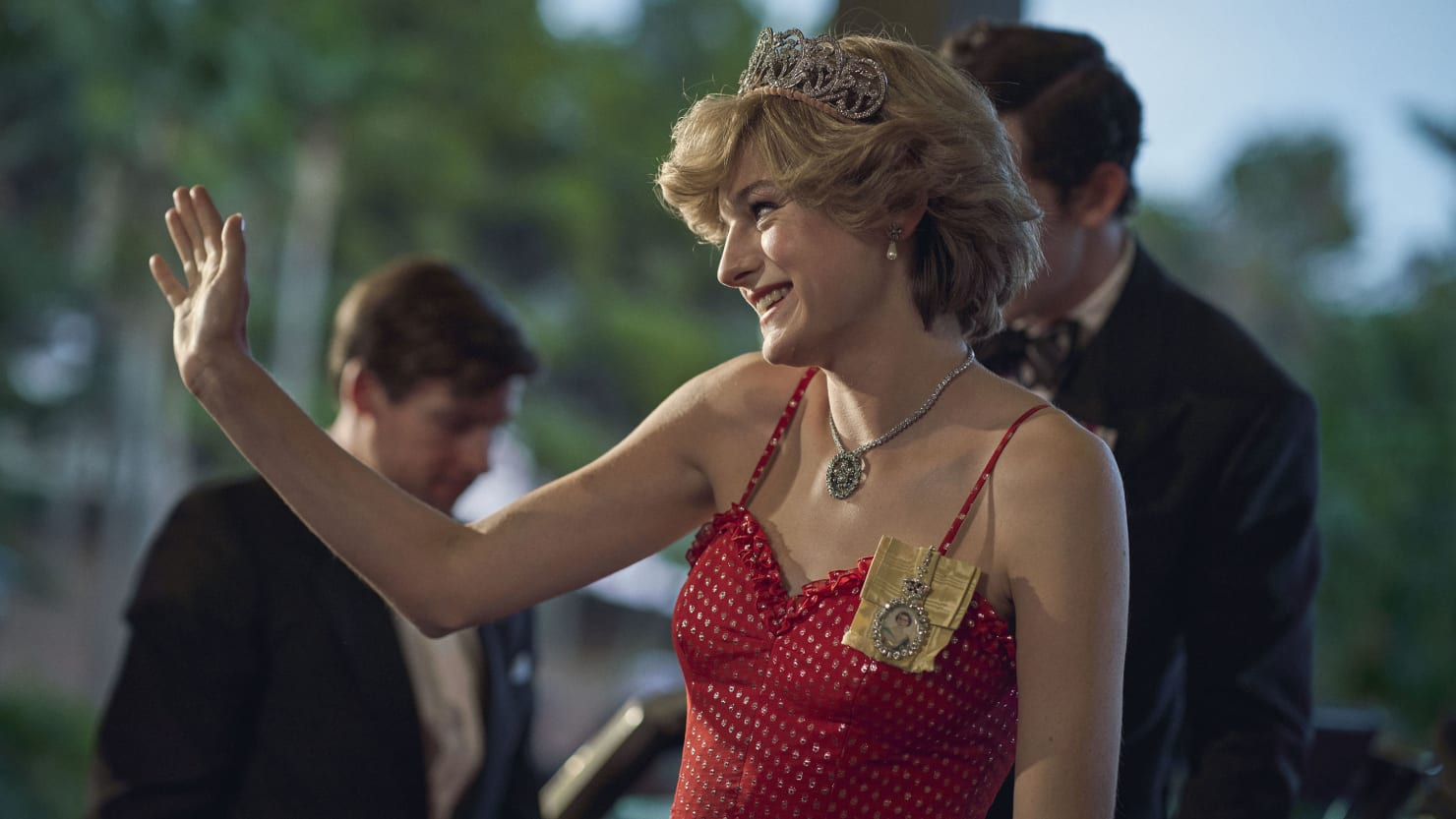 The Craziest Princess Diana Scenes in 'The Crown' Actually Happened
