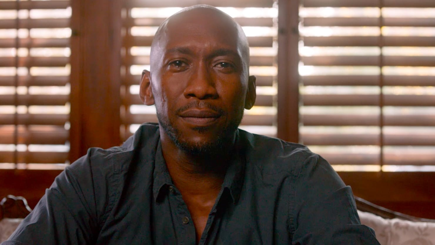 See Mahershala Ali's Tearful Black Lives Matter Tribute