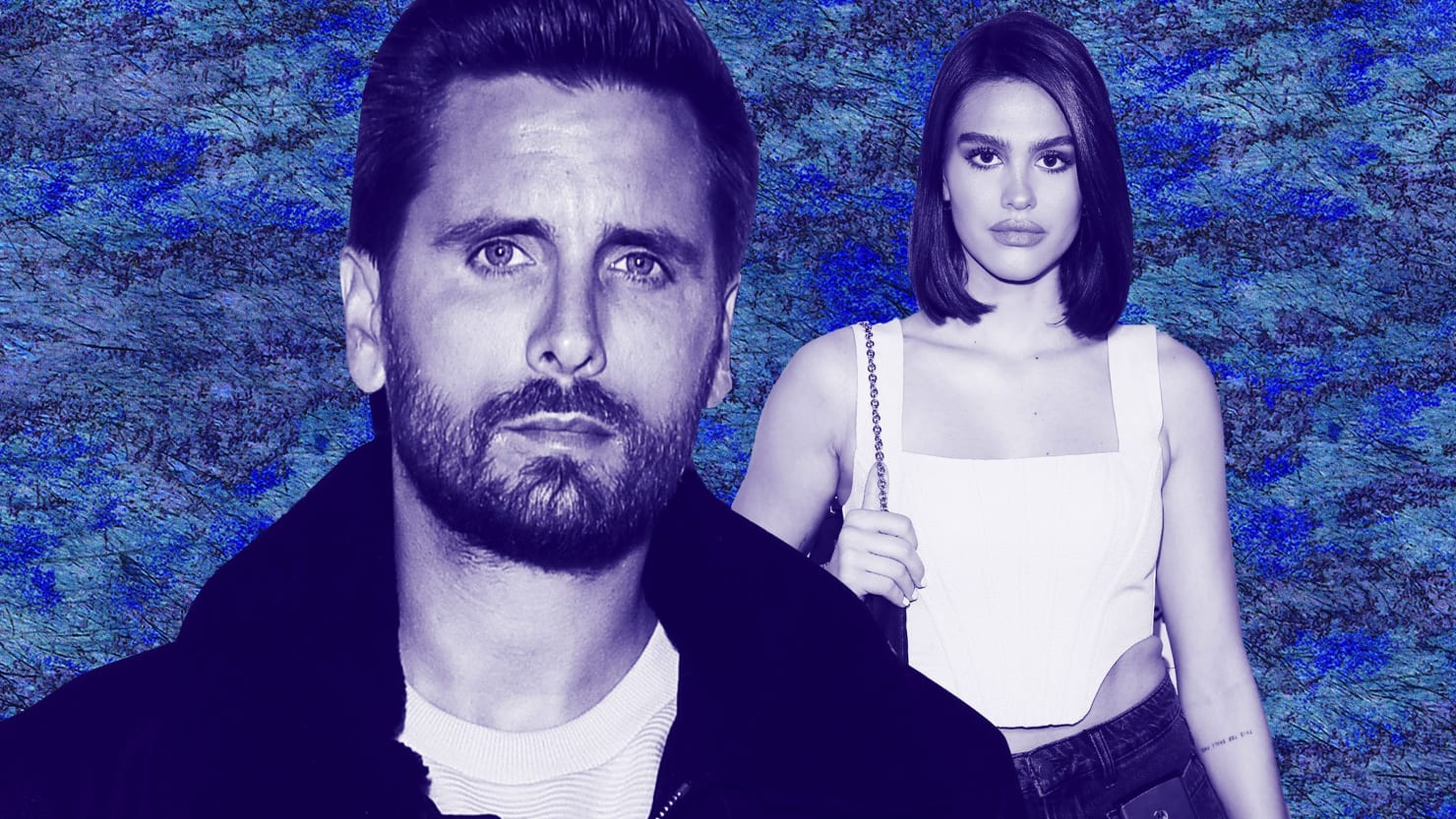 Scott Disick Is Dating Another Teenager. And People Are Crying Foul.