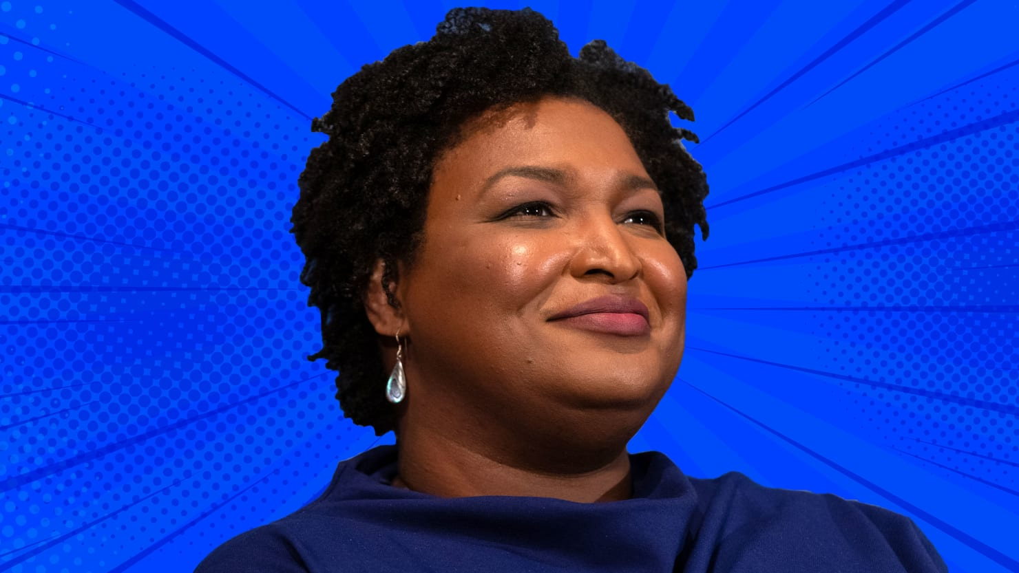 Stacey Abrams for Governor of Georgia - cover