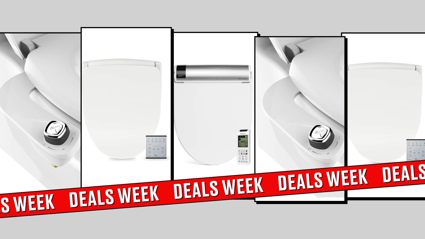 This Sale on Bio Bidets Will Keep You Clean and Save You Money on Toilet Paper