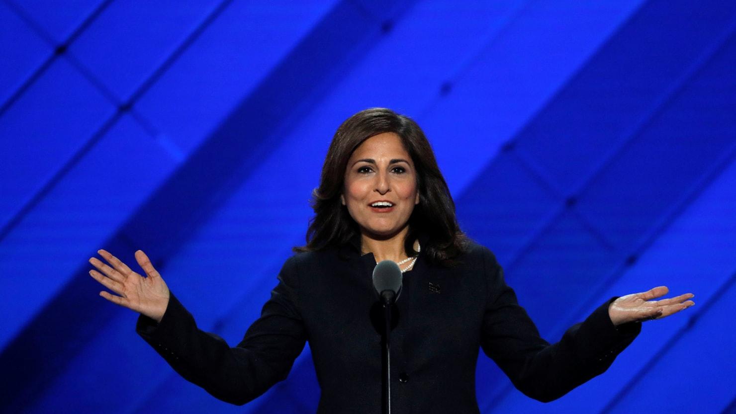Neera Tanden Mean-Tweeted GOP Lawmakers—Until She Needed Their Votes