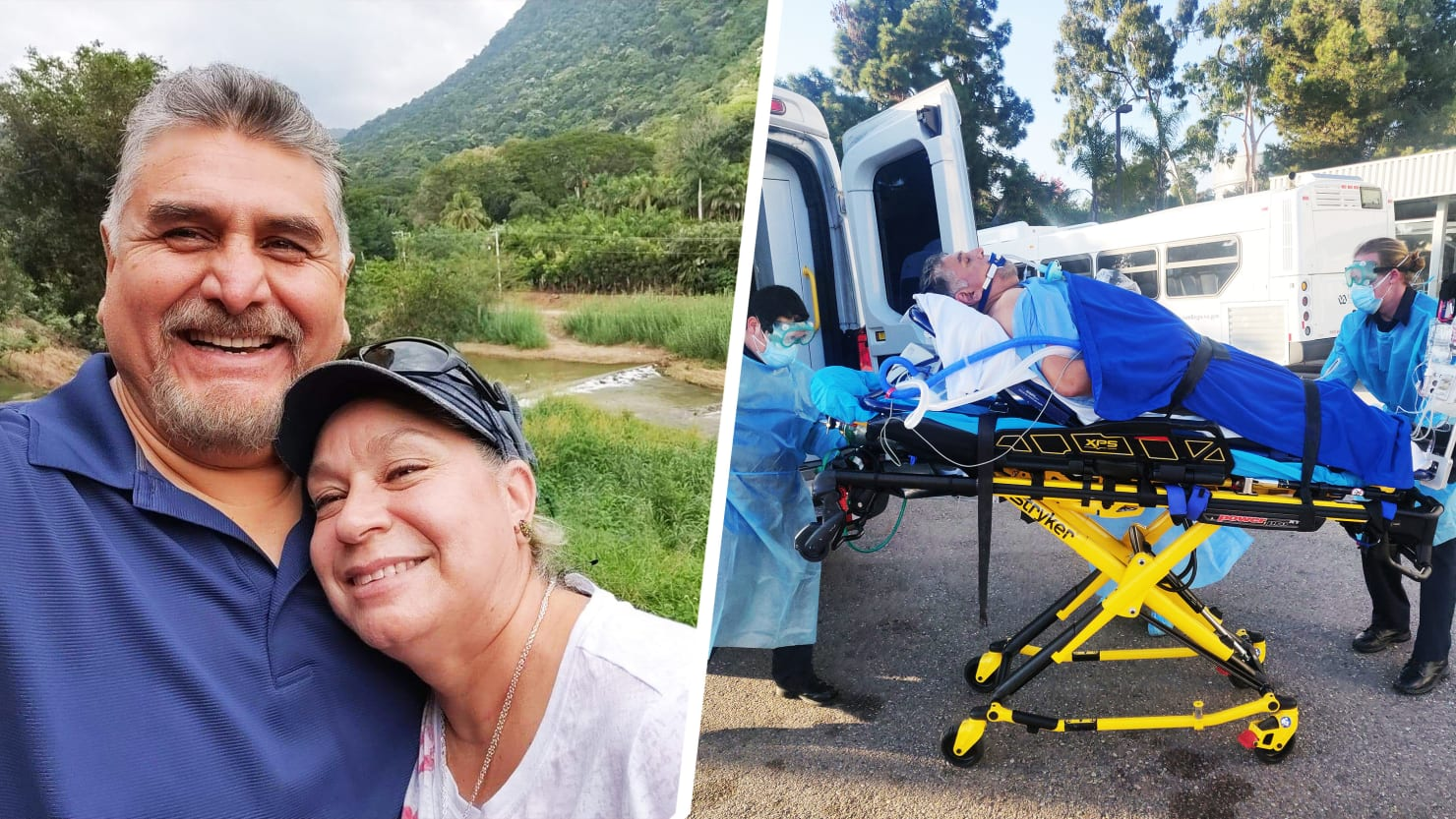This Couple Went on a Mexico Vacation—and Wound Up in ICU