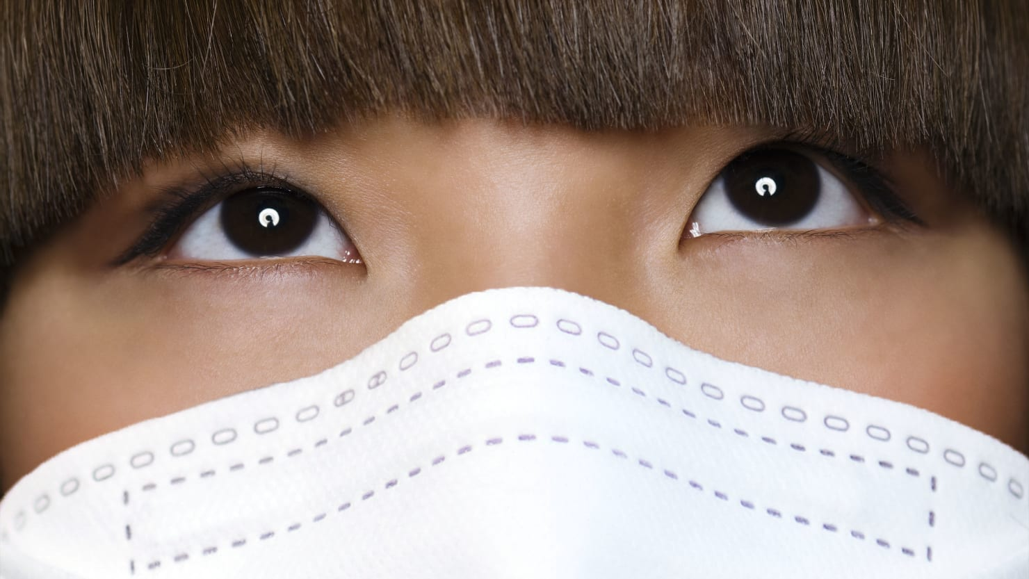 How Masks Have Made Bangs 2020's Most Divisive Beauty Trend