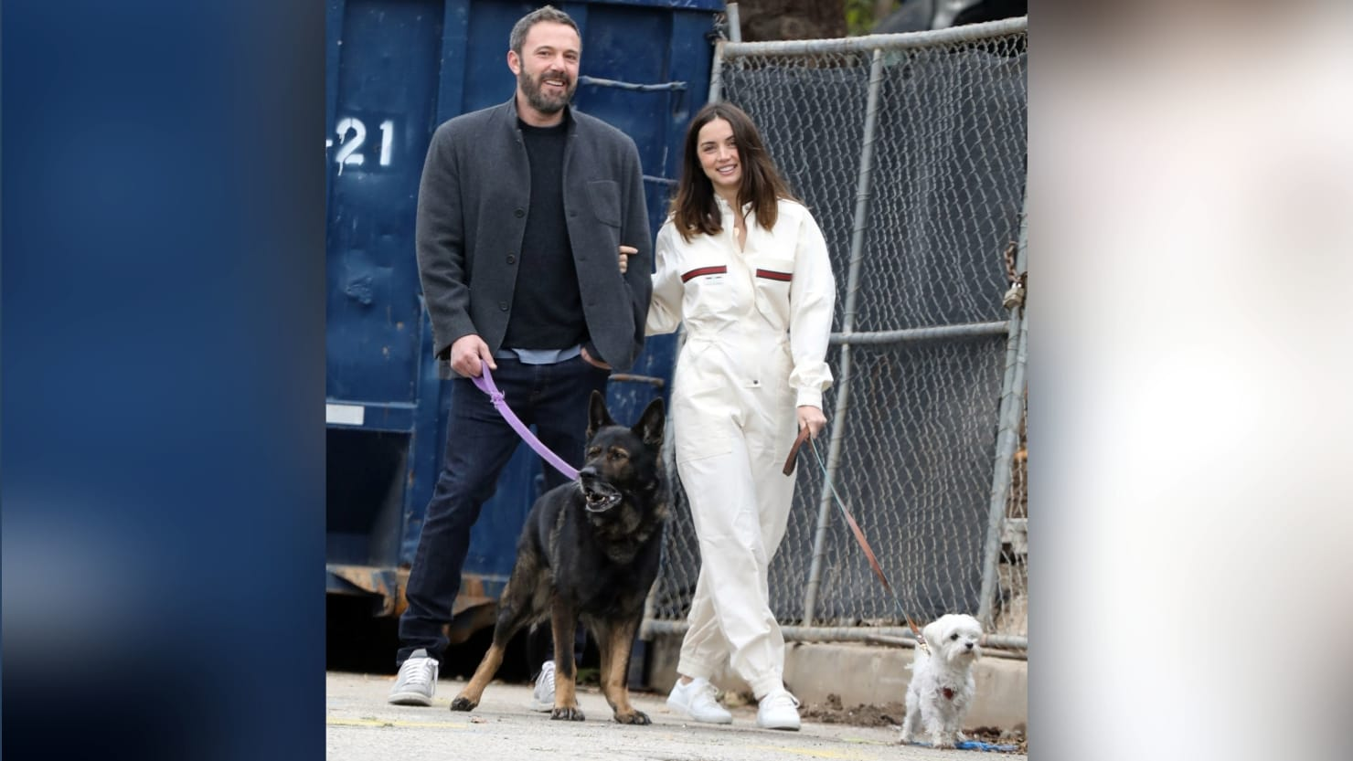 Our Year in Ben Affleck and Ana de Armas Updates: A Retrospective